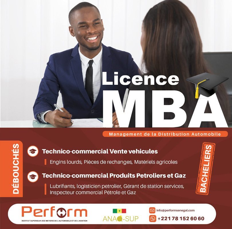 Licence en Management de la Distribution Automobile